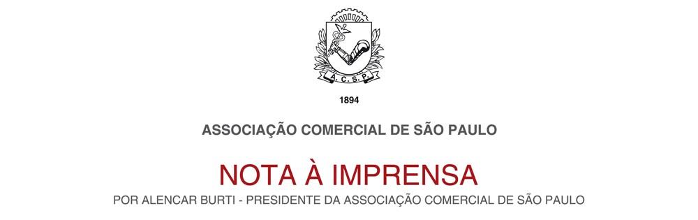 Associação Comercial de São Paulo comemora o não aumento do IPTU