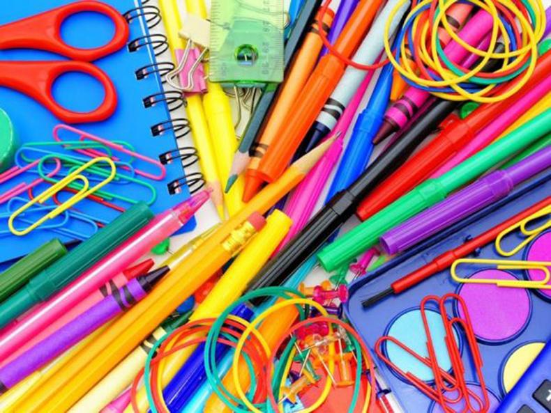Material escolar estará livre de imposto de 4 a 6 de agosto na Flórida