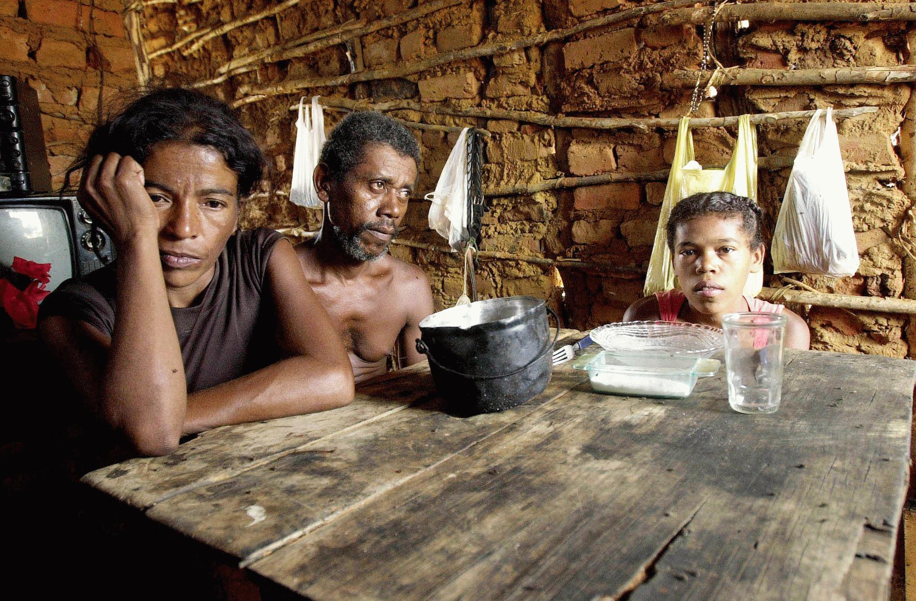 Fome deve ser combatida com renda básica e imposto sobre riqueza