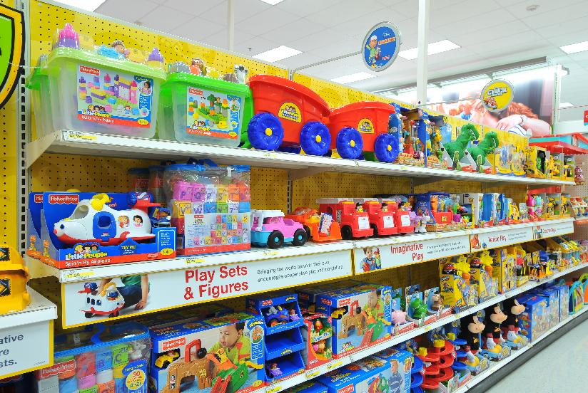 Dia das Crianças: 39,7% do preço de um brinquedo é de impostos