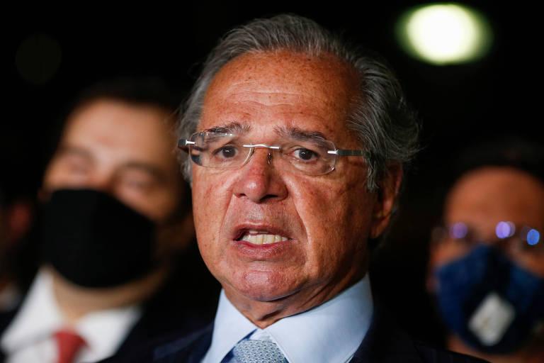 Guedes lança ofensiva pública por criação de nova CPMF