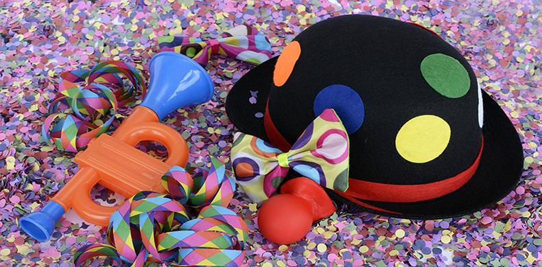 Carnaval: colar havaiano, espuma e máscara têm mais de 40% em impostos