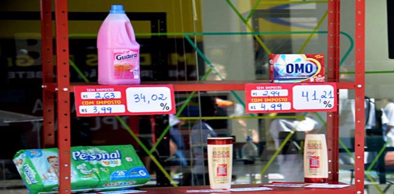 Feirão do Imposto em Araguaína terá venda de produtos a preço de custo
