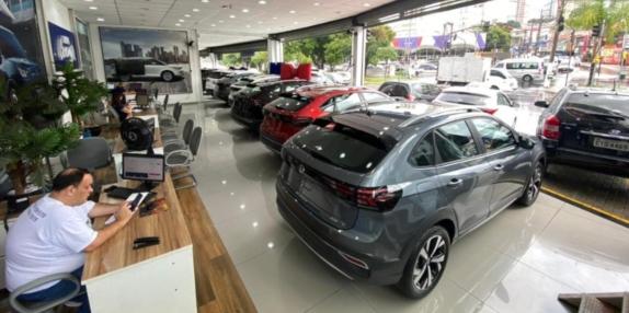 Revendas de carros devem recorrer à Justiça para barrar alta de ICMS