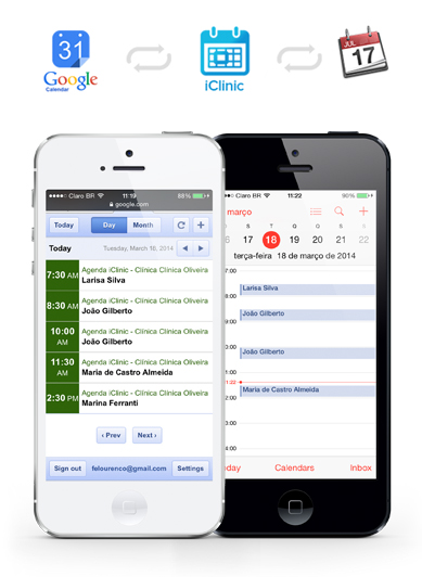 sincronizar_agenda_medica_iphone_ipad_google_calendar