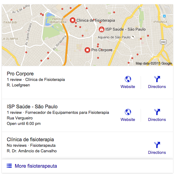 Fisioterapeutas Vila Mariana São Paulo