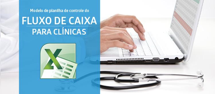 planilha fluxo de caixa para clinicas