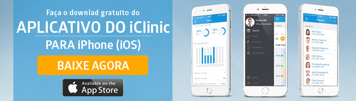 Download app do iClinic