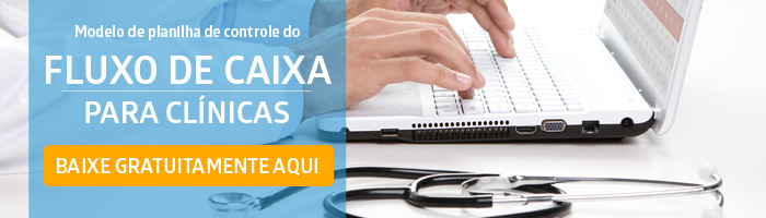 Fluxo de Caixa para clínicas e consultórios