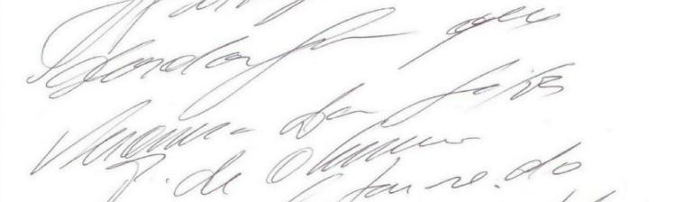 prescrição eletronica caligrafia