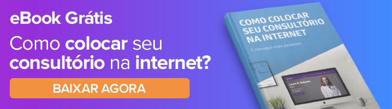 Como Colocar seu Consultório na Internet