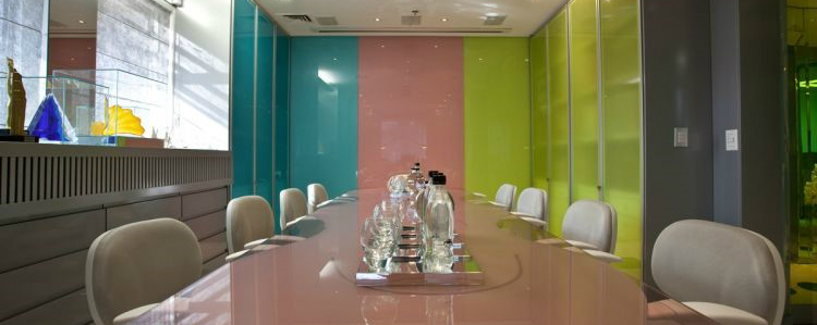 reformar o consultorio vidro