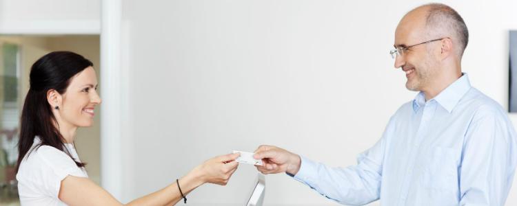 organizacao para recepcao de clinicas atendimento recepcionista