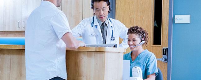 produtividade para recepcionistas de clínicas