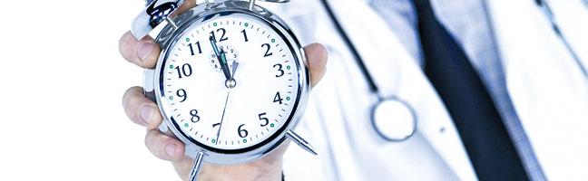 pós atendimento em clínicas medicas organizar o tempo