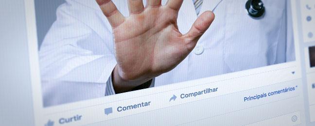 boas práticas para médicos nas redes sociais
