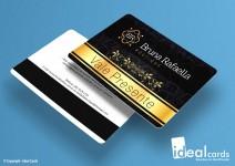 Cartão Vale Presente - PVC Laminado - 0,76mm - 4x1 Cores