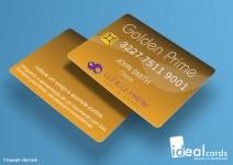 Cartão Fidelidade - PVC Laminado - 0,76mm - 4x4 Cores