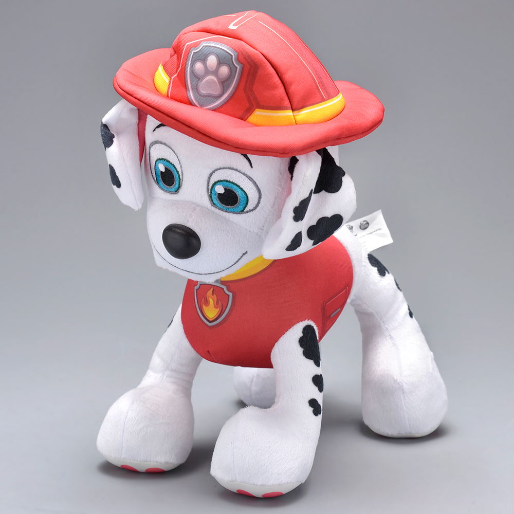 Pelucia Marshall Patrulha Canina 1327 Alo Bebe