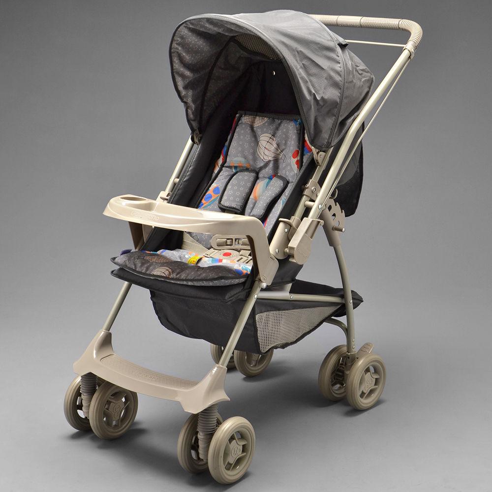 0297a490e0 Carrinho de Bebê Milano Reversível II - 1016 - Alô Bebê