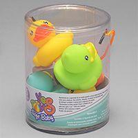 22aa83a6fa Amiguinhos do Banho Patinho - 10008. Yes Toys