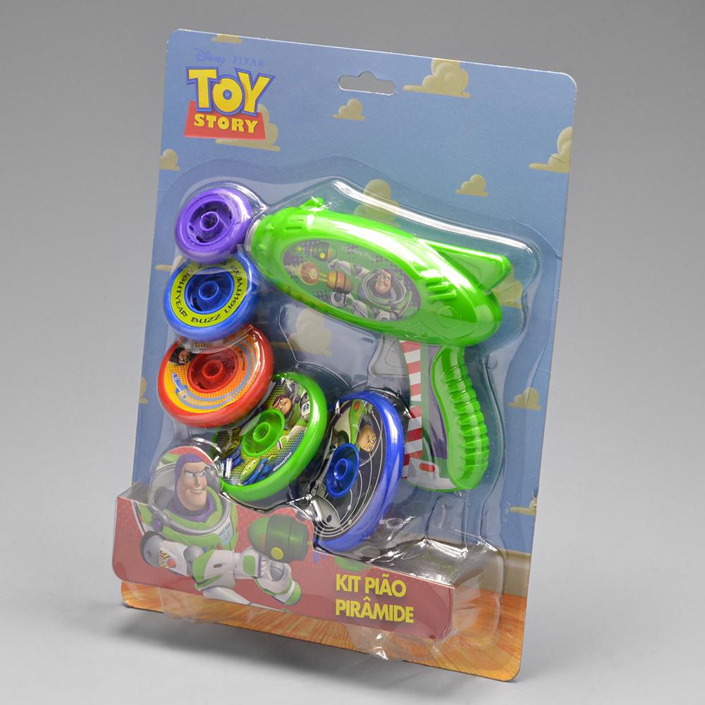3a3cb94a70 Kit Pião Pirâmide Toy Story - 36134 - Alô Bebê