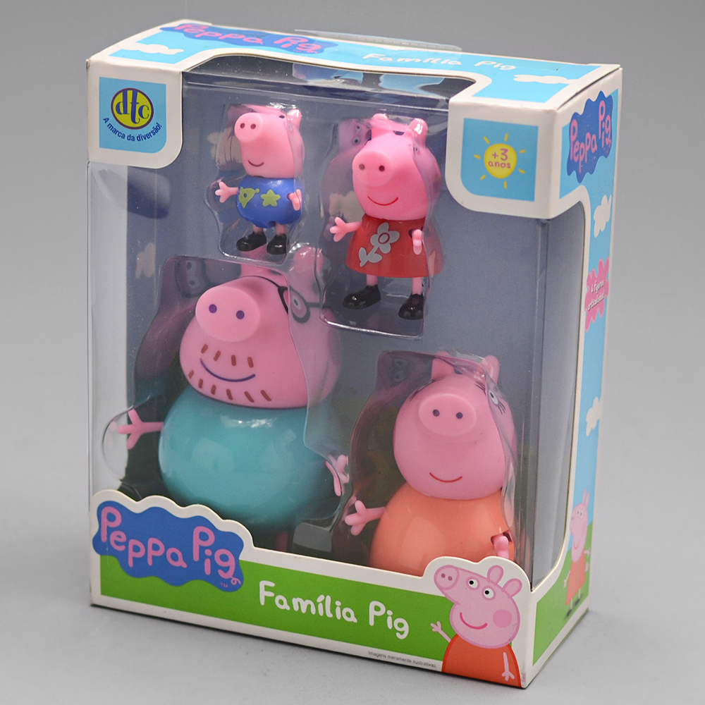 Familia Peppa Pig 4856 Alo Bebe