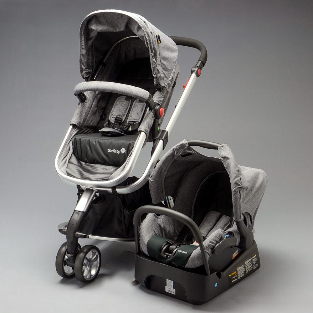 829abc1f7d840 Carrinho com Bebê Conforto Mobi Travel System - Alô Bebê