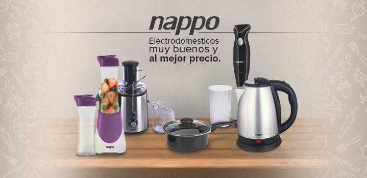 Electrodoméstico Nappo, muy buenos y al mejor precios