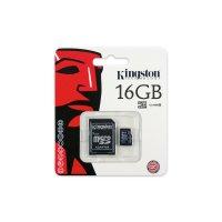 MicroSD de 16GB Clase 10