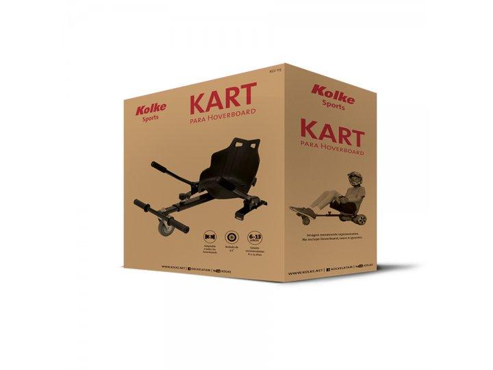 Asiento Kart para Motor Skate en Acero al mejor precio solo en LOi
