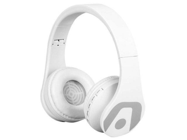 Auriculares Bluetooth Plegables ArgomTech Blanco al mejor precio solo en loi