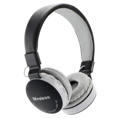 Auriculares Inalámbricos con Bluetooth MS-881 - Negro al mejor precio solo en LOI