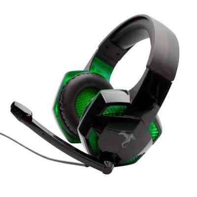Auriculares Gamer Kolke Commander KGA-088 Verde al mejor precio solo en LOI