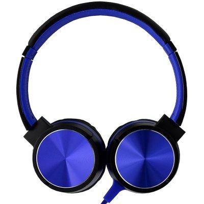 Auriculares plegables KOLKE Cosmo Azul al mejor precio solo en loi