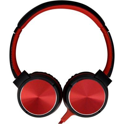 Auriculares plegables KOLKE Cosmo Rojo al mejor precio solo en loi