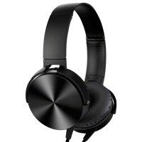 Auriculares Extra Bass con micrófono y cable plano al mejor precio solo en loi