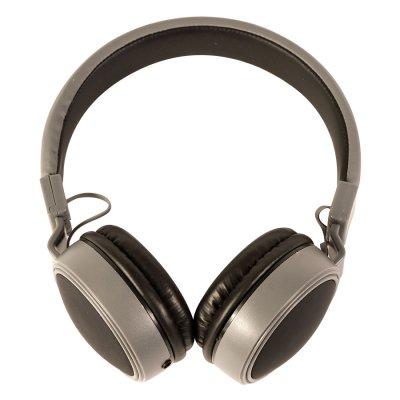 Auriculares Plegables Extra Bass con cable plano Negro al mejor precio solo en LOI