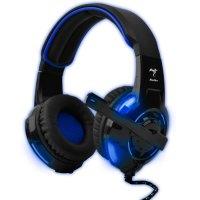 Auriculares para Gamer Hummer 7.1 Azul