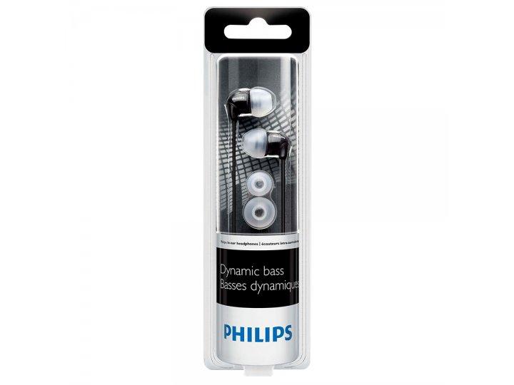 Auriculares Intrauditivos Philips SHE3590BK/10 al mejor precio solo en LOI