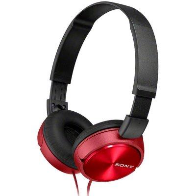 Auriculares SONY ZX310 Rojo al mejor precio solo en loi