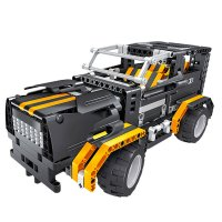 Auto para armar inalámbrico a control remoto 509 piezas al mejor precio solo en LOI