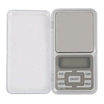 Balanza Digital de Precisión de Bolsillo Pantalla LCD al mejor precio solo en LOI