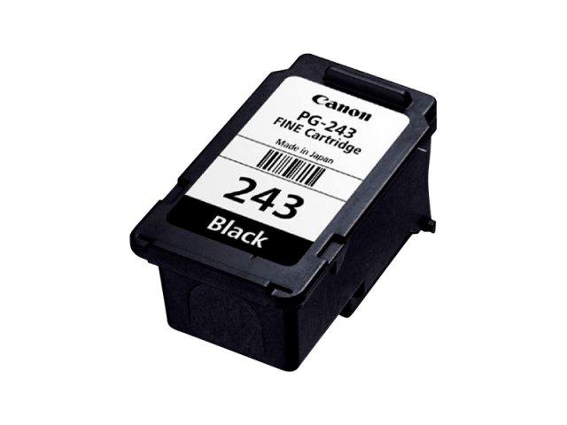 Cartucho de Tinta Original Canon Color Negro al mejor precio solo en LOI