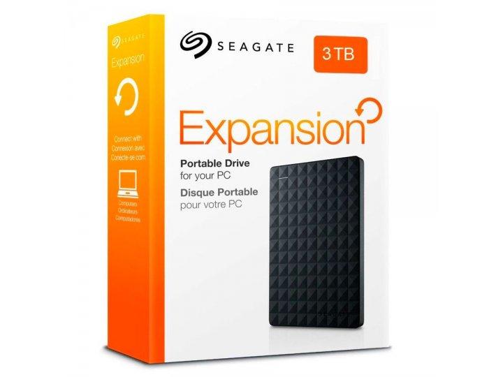 Disco Duro Externo Seagate Expansion de 3TB al mejor precio solo en LOI