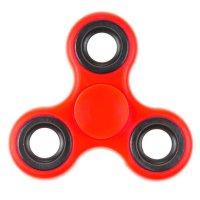 Fidget Spinner color Rojo al mejor precio solo en loi