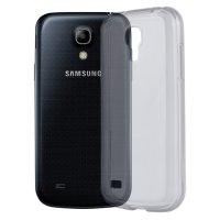 Estuche Protector TPU Transparente para Galaxy S4 Mini