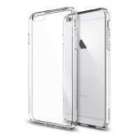 Estuche Protector TPU Transparente para iPhone 6 Plus