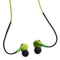 Auriculares intrauditivos Active Fit KOLKE Verde al mejor precio solo en loi