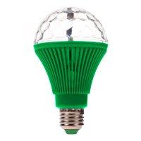 Lámpara de colores giratoria LED de 360 grados Verde al mejor precio solo en loi